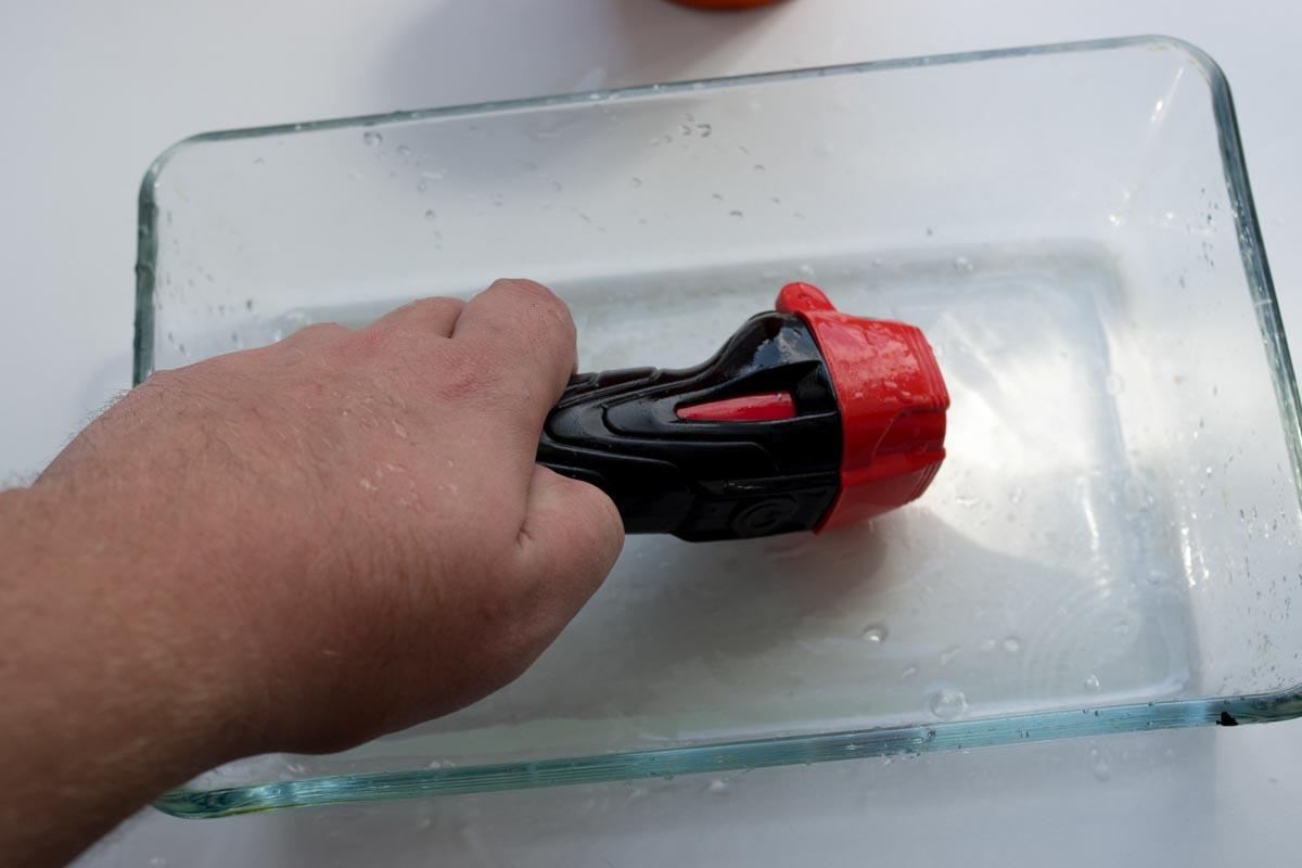 Energizer Rubber Light. Фонарь для опасных работ © Техномод
