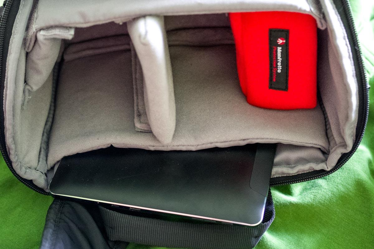 Рюкзак Manfrotto Advanced Compact 1. Компактное решение для профессиональных задач © Техномод