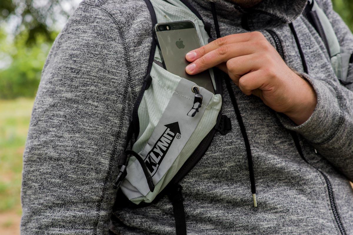 Туристический рюкзак Klymit Dash 10. Надежная торба для вещей и снаряжения © Техномод
