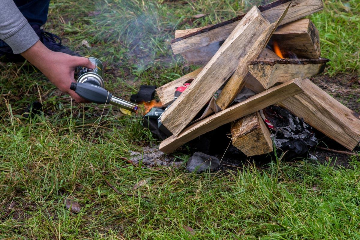 Портативная горелка Tourist Sheriff (TT-800). Моментальный нагрев в любых условиях © Техномод