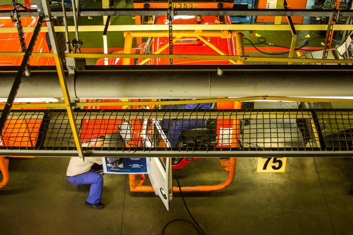 Как работает сборочный цех челнинского автогиганта КАМАЗ © Техномод