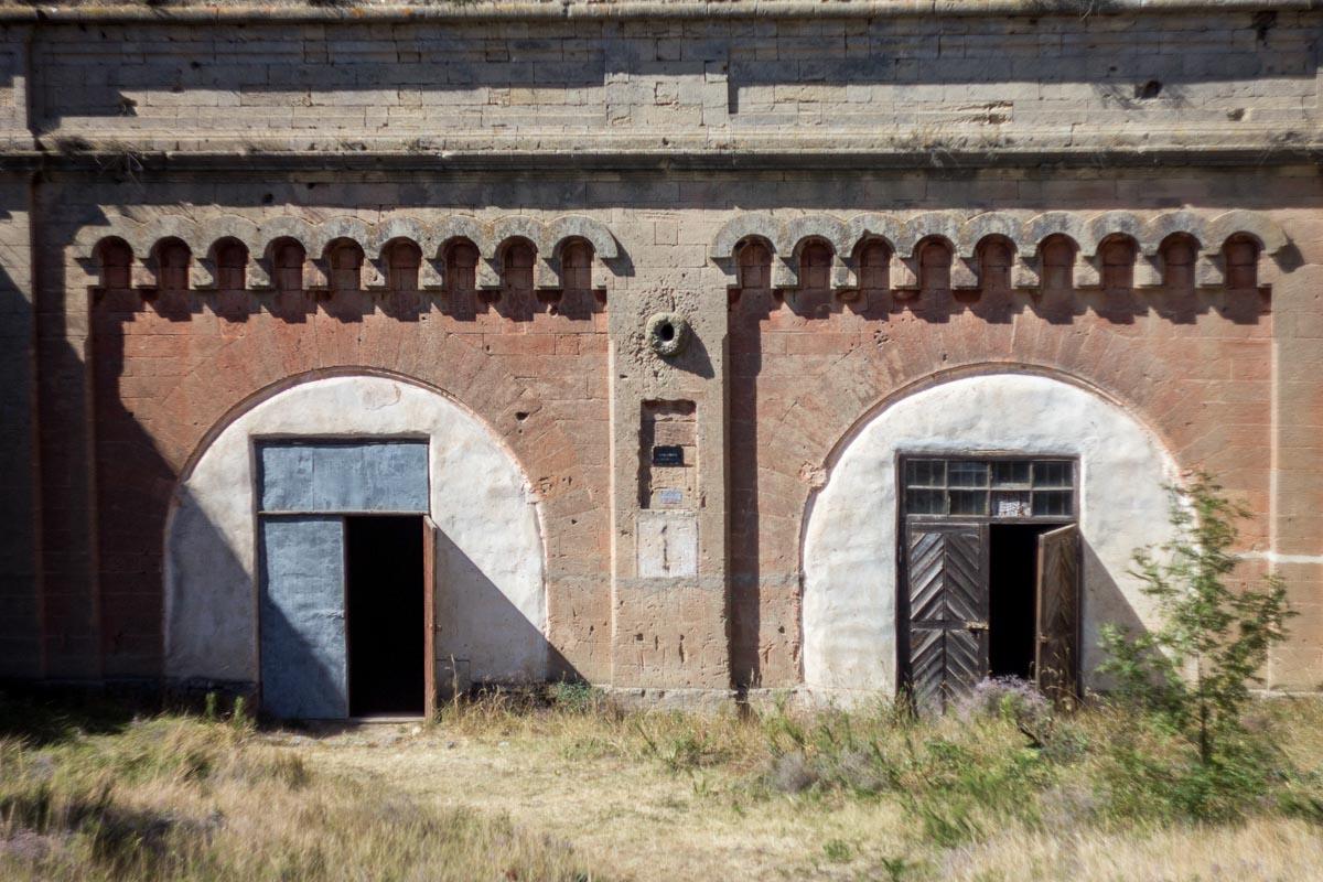Форт Тотлебен в Крыму. Шедевр архитектурной и инженерной мысли © Техномод