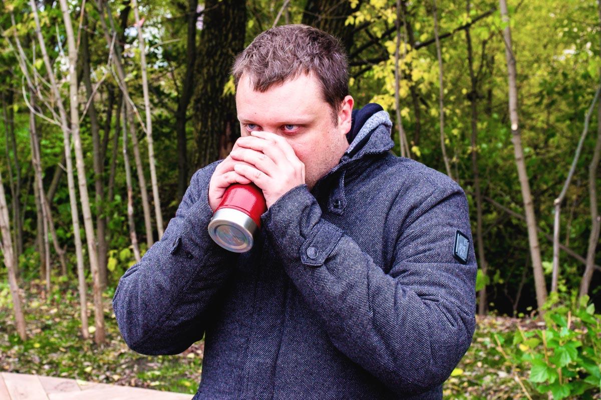 Изучаем термокружку для повседневного использования Stanley One Hand Vacuum Mug 0,35L © Техномод