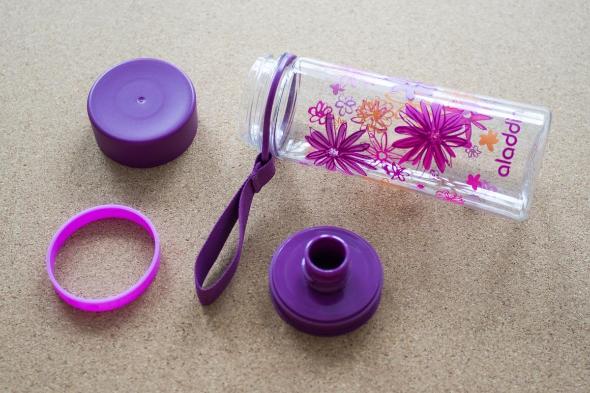 Знакомимся с бутылками для воды Aladdin Aveo 0,35L и Fresco 0,6L из тритана © Техномод