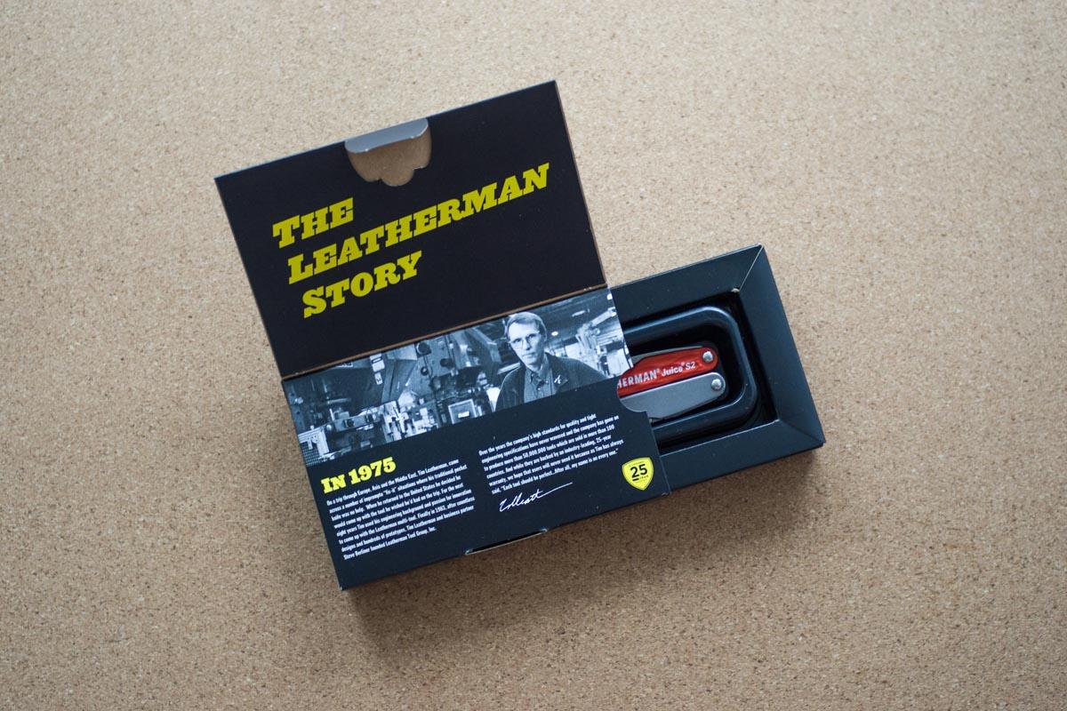 Изучаем классический мультитул Leatherman Juice S2 © Техномод