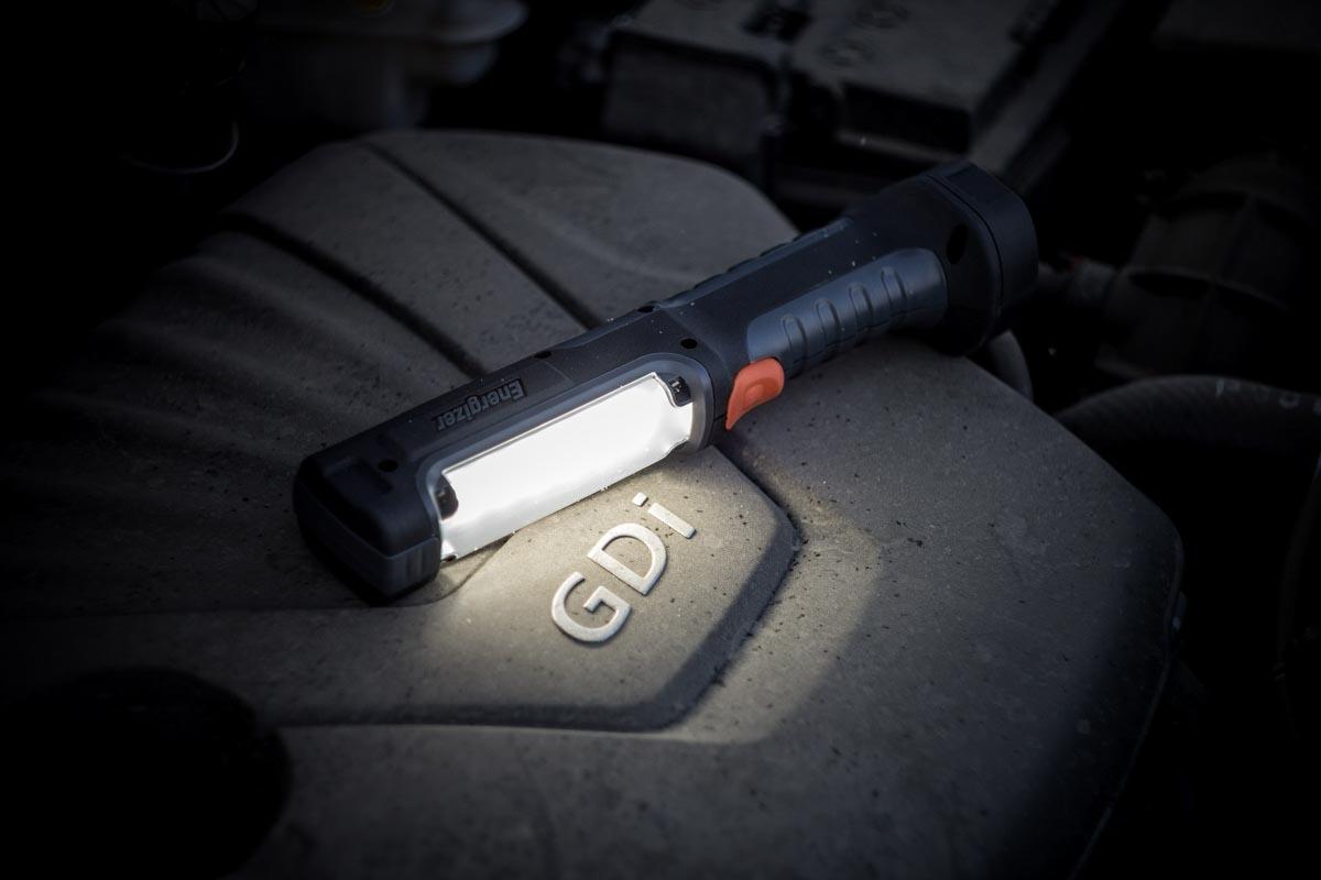 Energizer HardCase Work Light: ночь, гараж, фонарь, машина © Техномод