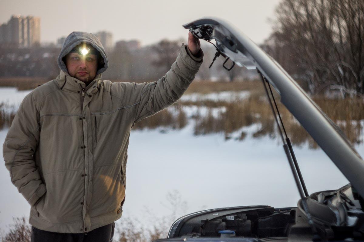Тестируем налобный фонарь Energizer Headlight Vision HD+ Focus с функцией ночного режима © Техномод