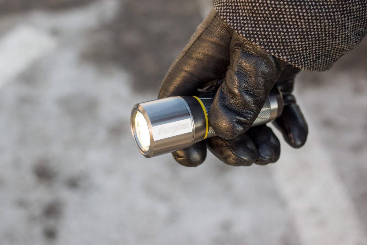 Изучаем металлические фонари Energizer серии Metal Vision HD © Техномод