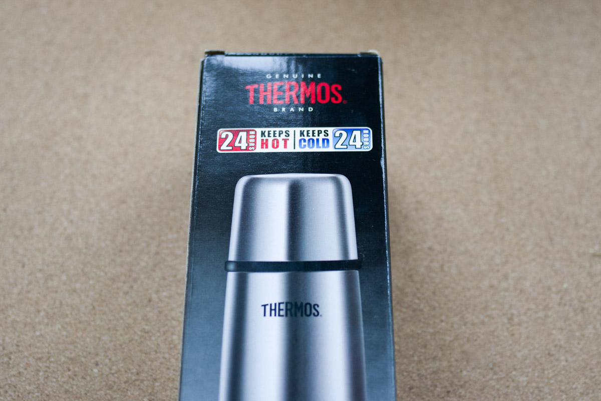 Изучаем термос Thermos FBB-1000BC Midnight Blue © Техномод