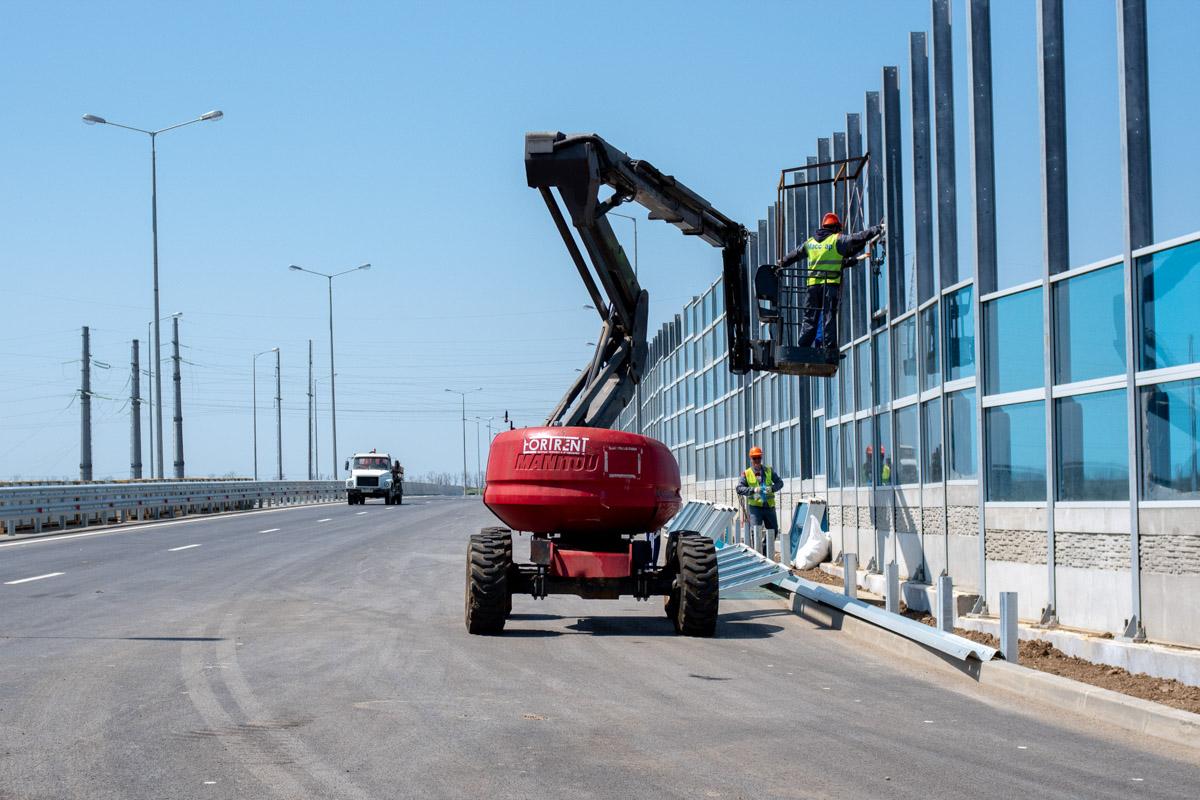 Когда можно будет проехать по «Крымскому Мосту» с ветерком © Техномод