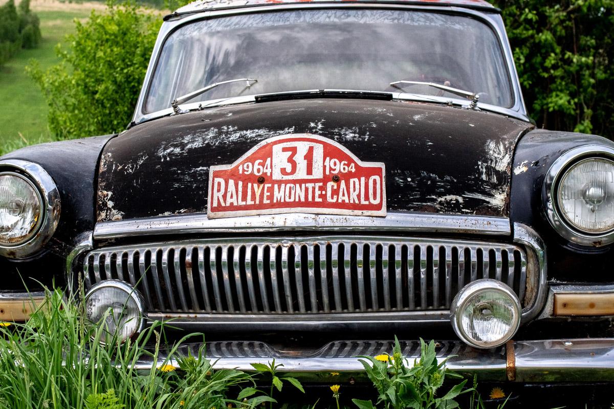 Музей автомобилей под Тулой: место где загнивает сталь © Техномод