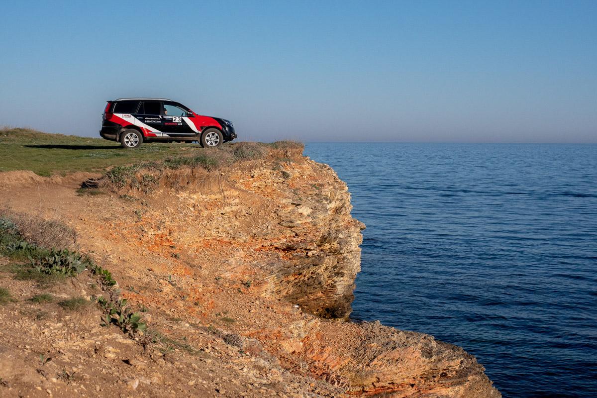 Как рамный внедорожник Hower H3 помог мне увидеть Крым © Техномод