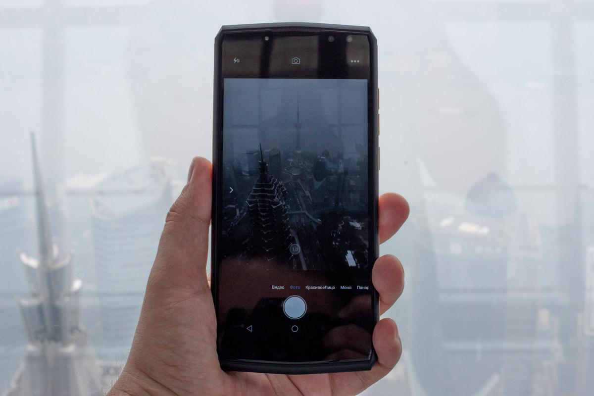 Как я путешествовал со смартфоном Oukitel K10 из Стамбула в Шанхай © Техномод