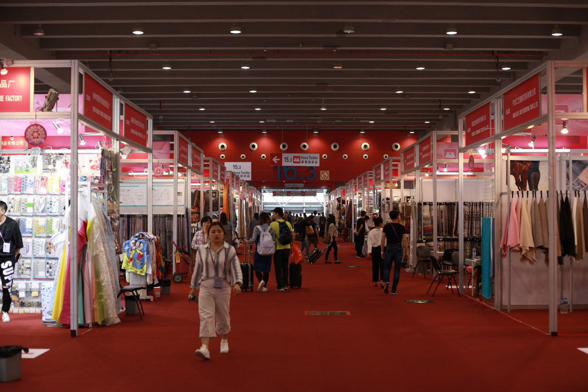 Canton Fair (Кантонская выставка в Китае) © Техномод
