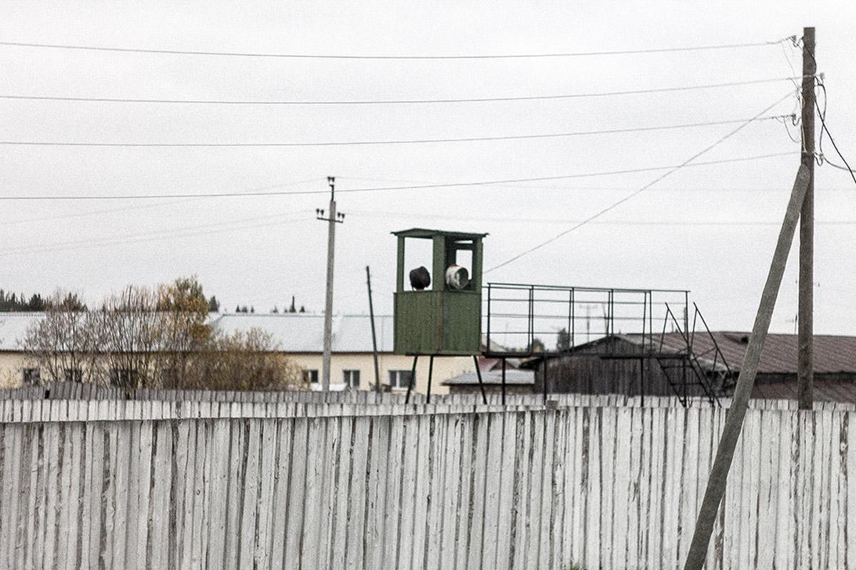 Музей политических репрессий «Пермь-36». Живая история ГУЛага © Техномод