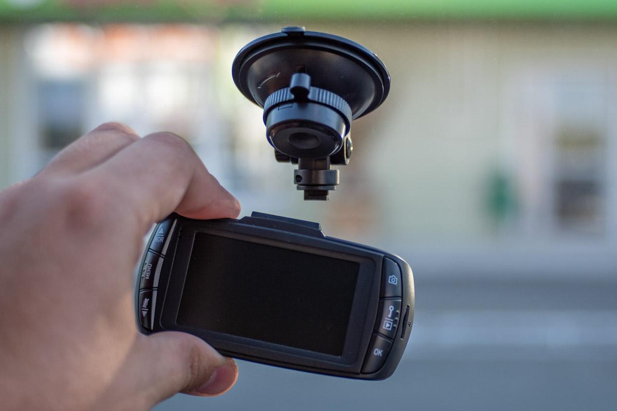 Автомобильный видеорегистратор SHO-ME FHD 750 с GPS-информатором © Техномод