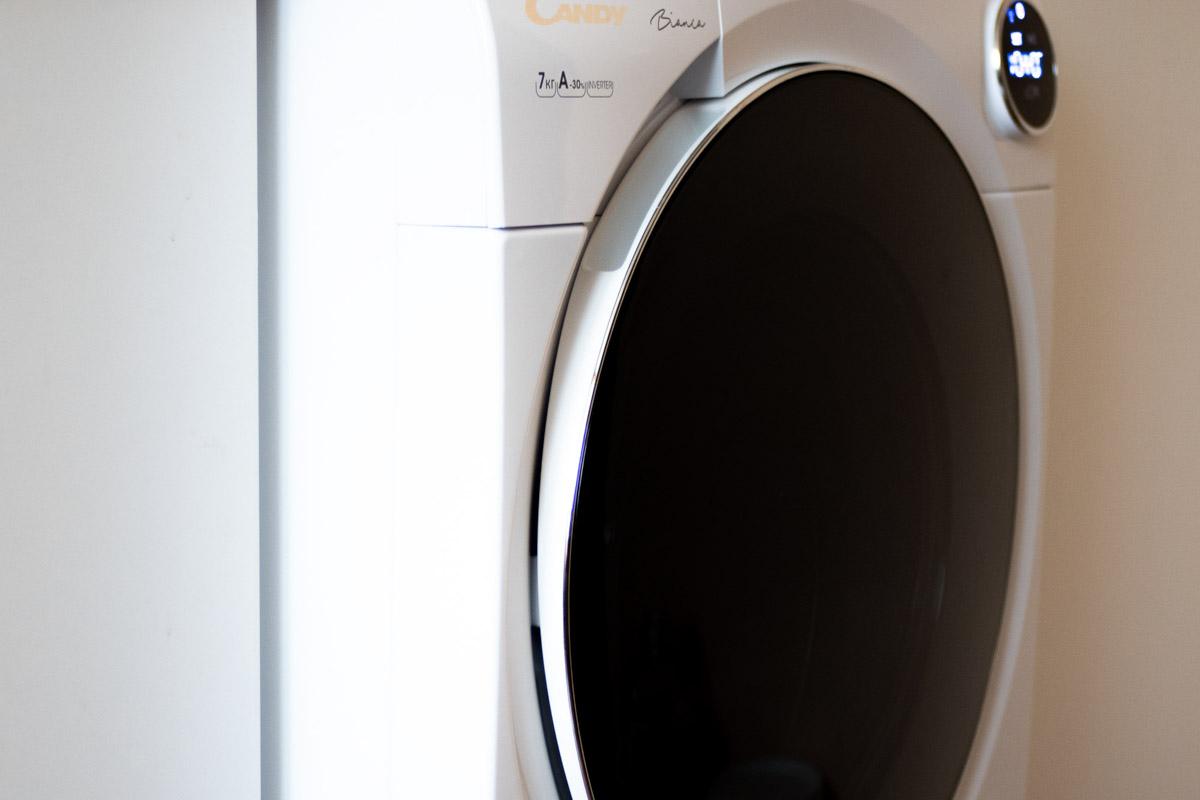 Все плюсы и минусы стиральной машины Candy Bianca © Техномод