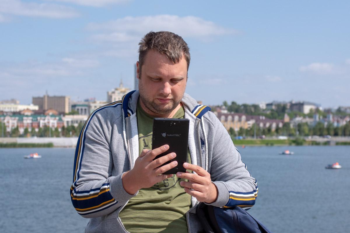 Обзор планшета Navitel T500 3G. Новые эксперименты от производителя навигаторов © Техномод