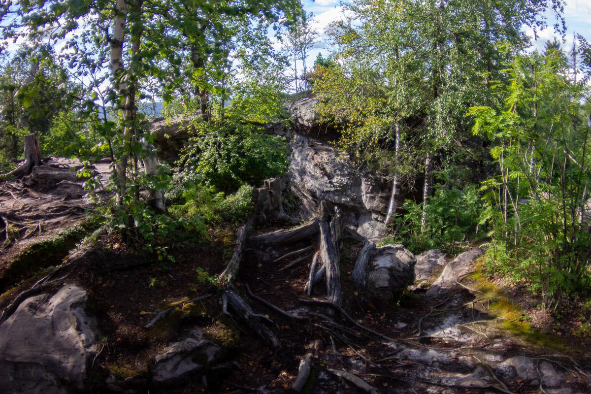 Каменный город в Пермском крае © Техномод