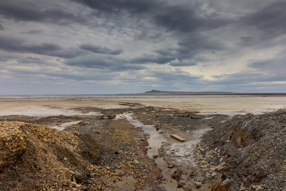 Российское «Мёртвое море» или озеро Баскунчак © Техномод