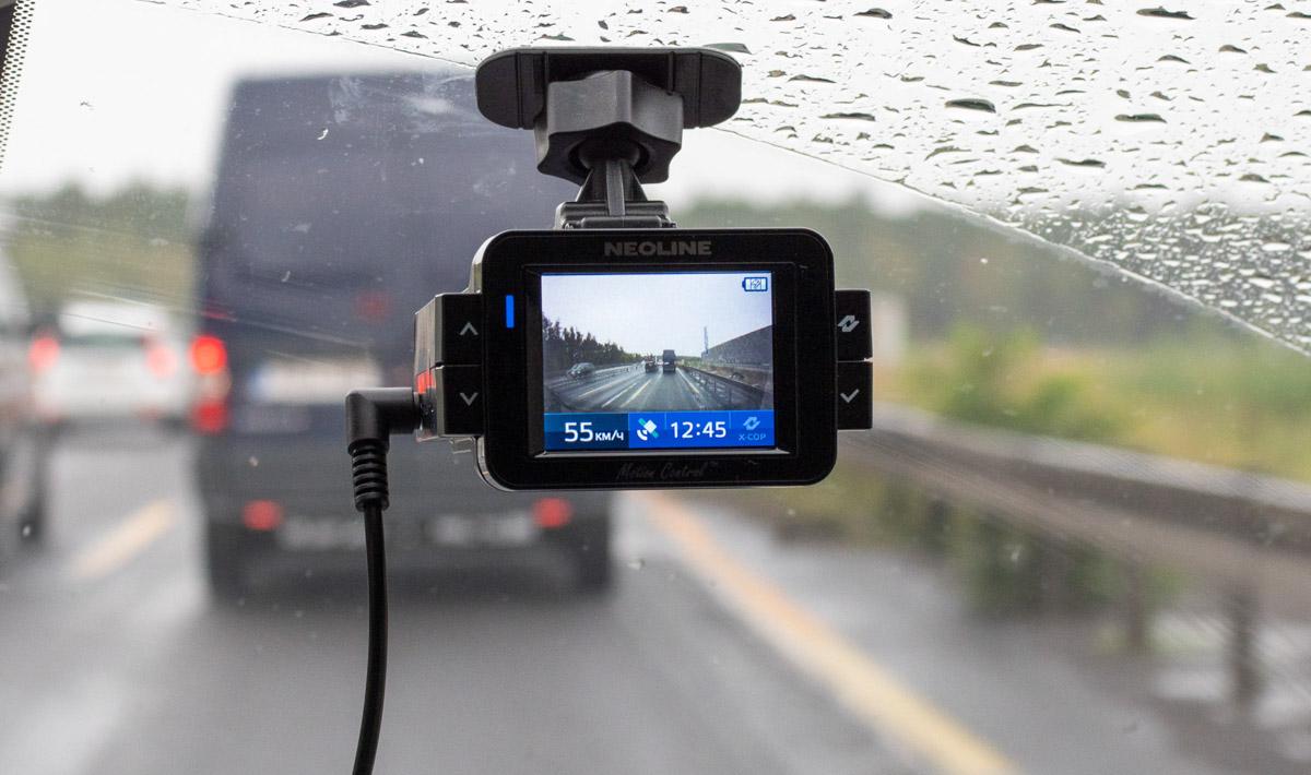 Тестируем гибрид Neoline X-COP 9100S на дорогах России и Европы © Техномод
