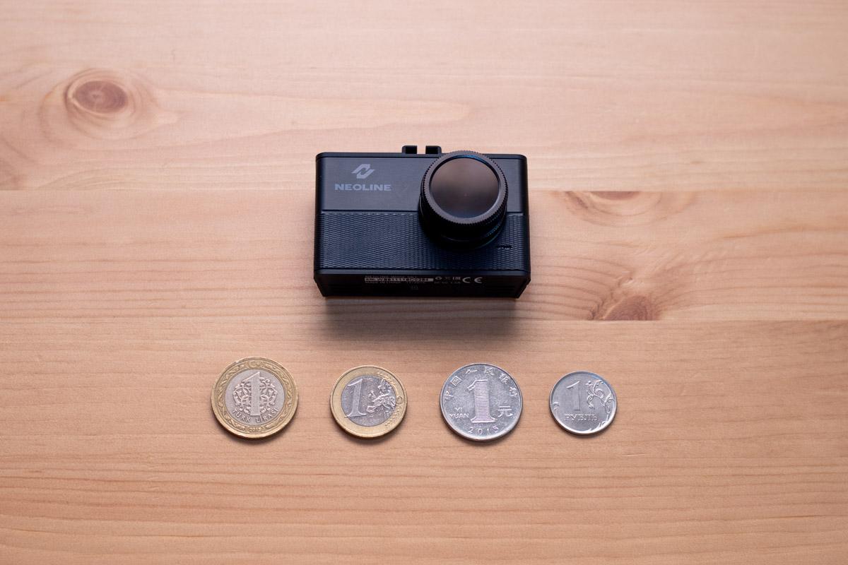 Обзор видеорегистратора Neoline S61: чуть больше спичечного коробка © Техномод