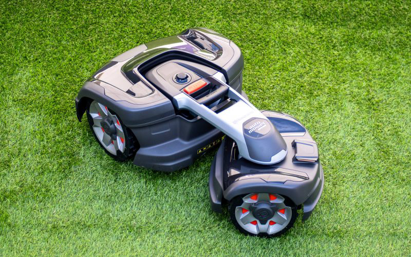 Обзор робота-газонокосилки Husqvarna AutoMower 430X: без компромиссов © Техномод