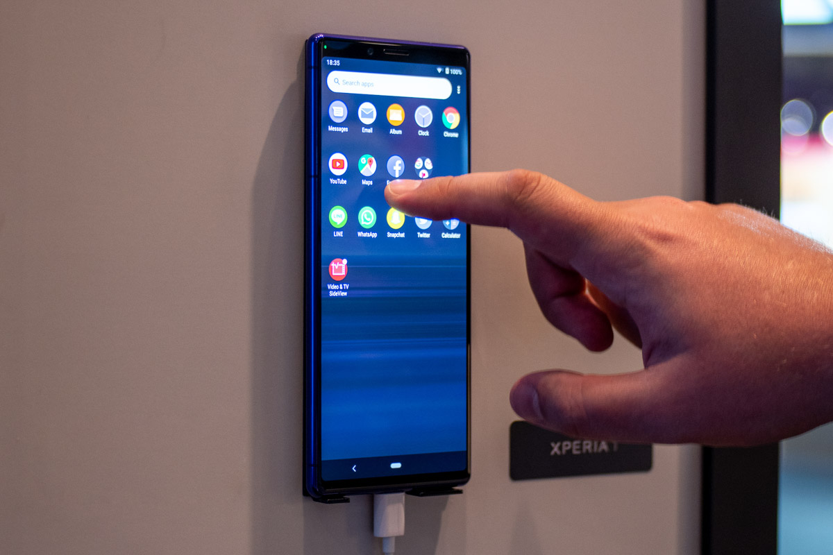 Обзор Sony Xperia 1: как превратить смартфон в карманный кинотеатр © Техномод
