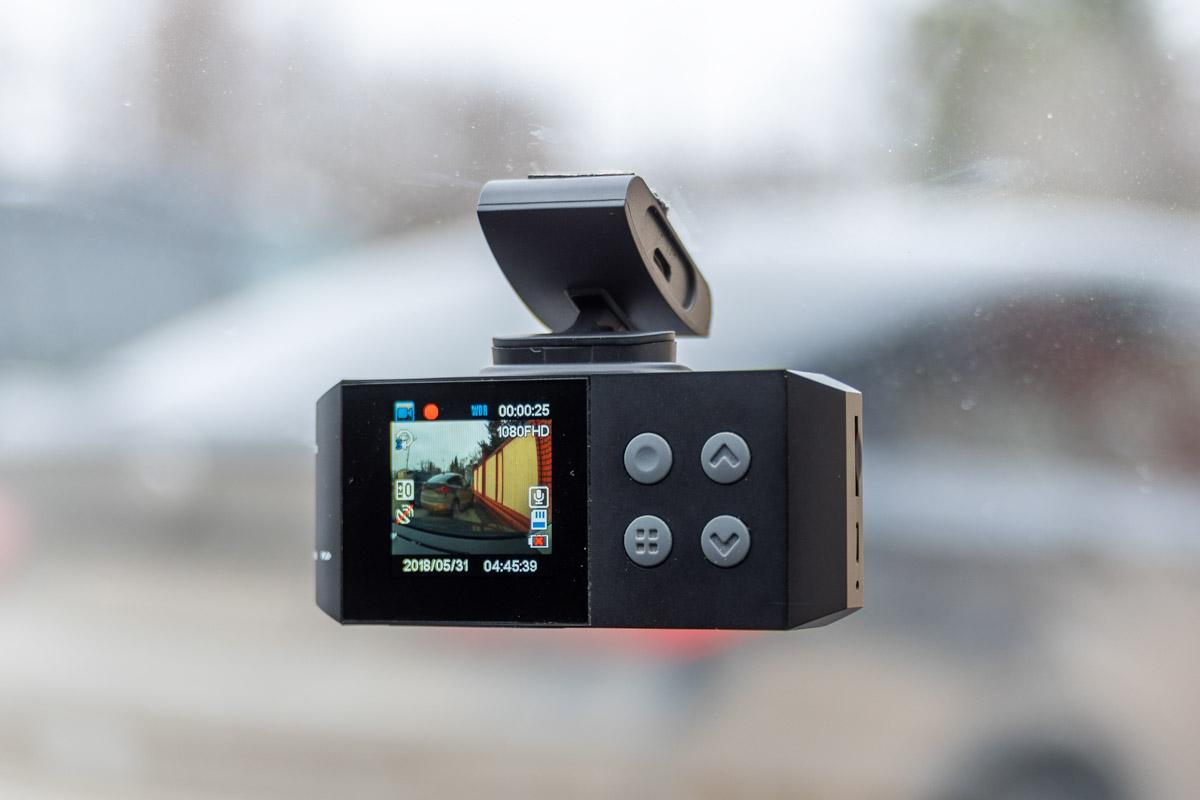 Обзор видеорегистратора Intego VX-550HD © Техномод