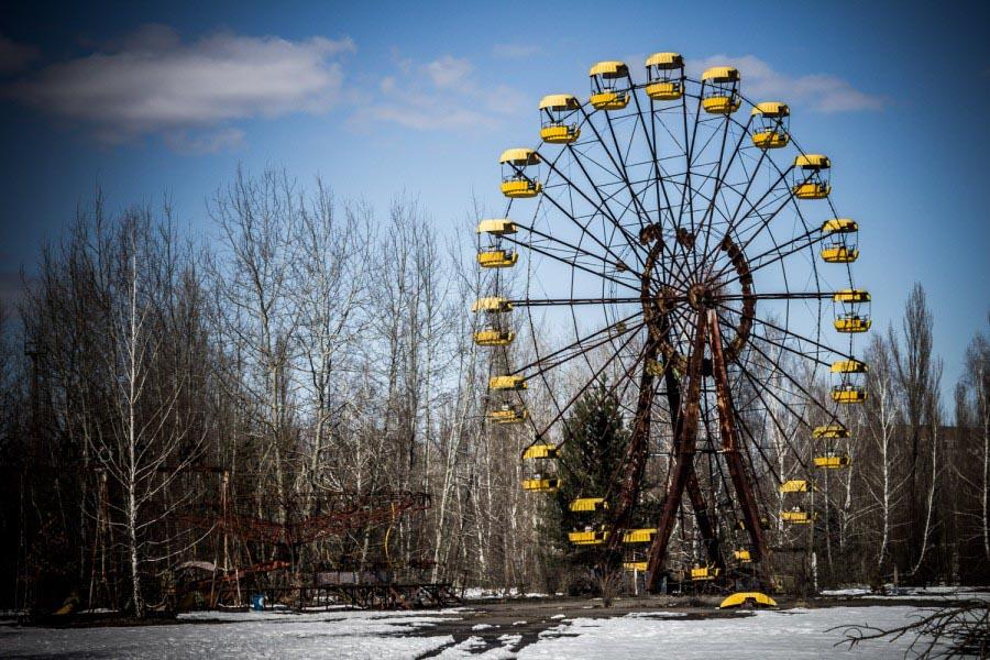 Путешествие в Зону technomode.ru Чернобыльской АЭС © Техномод