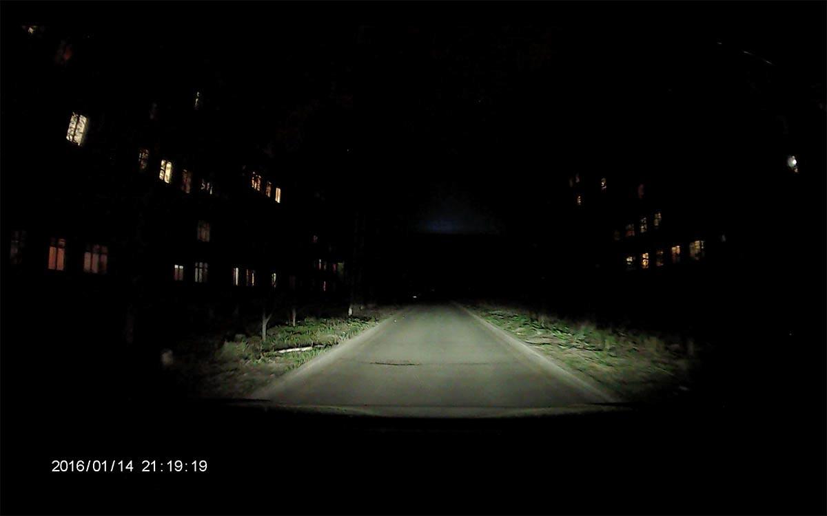 Тестируем технологию NightVision видеорегистратора Neoline Wide S39 © Техномод