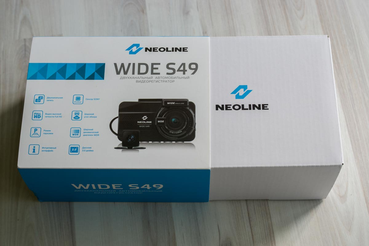 Эксклюзив! Neoline S49. Стильно, практично, современно © Техномод