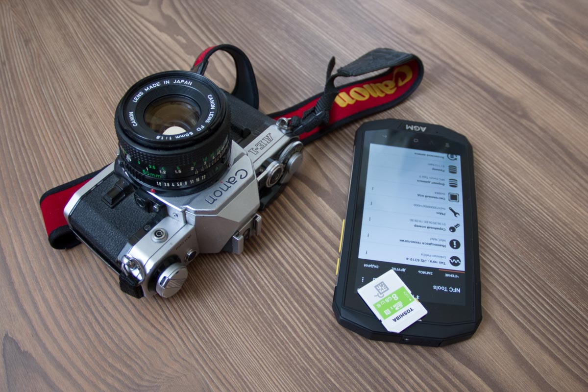 Смартфон AGM A8. Обзор и реальный краш-тест защищенного устройства © Техномод