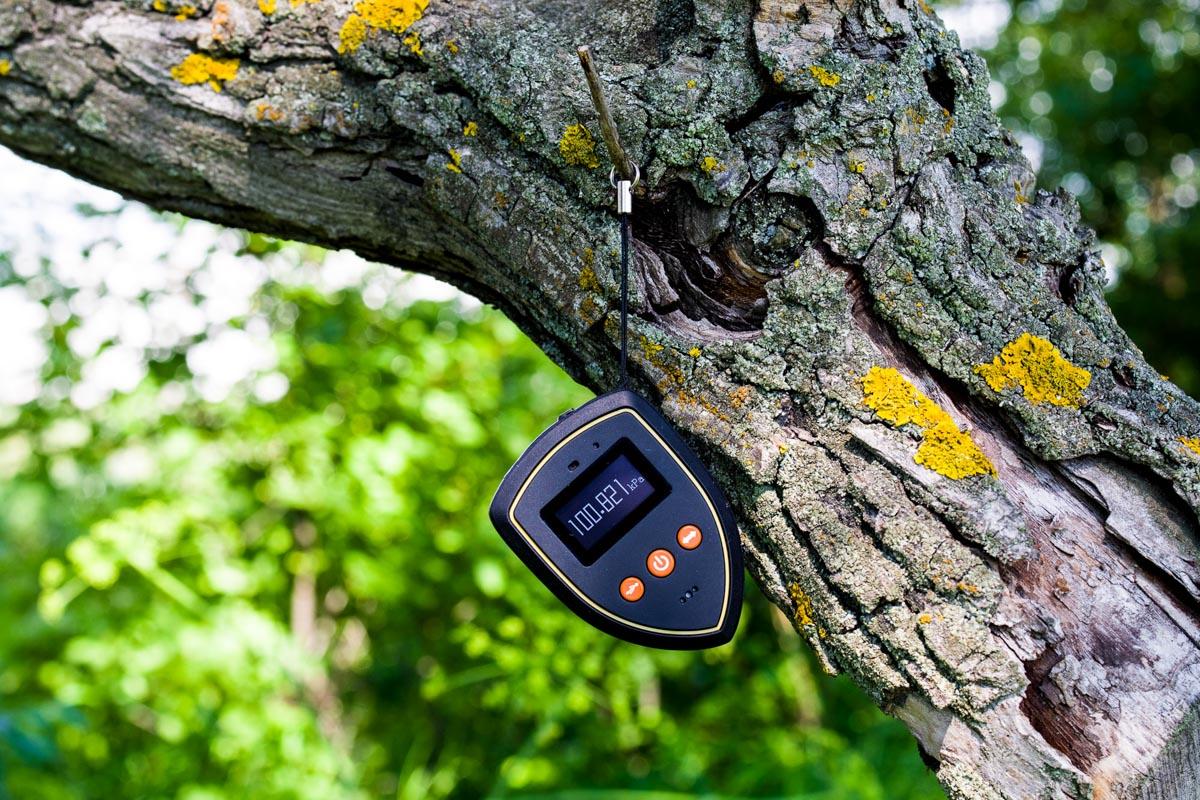 Метеостанция AGM Bluetooth Travel Buddy V8. Расширяем возможности смартфона © Техномод