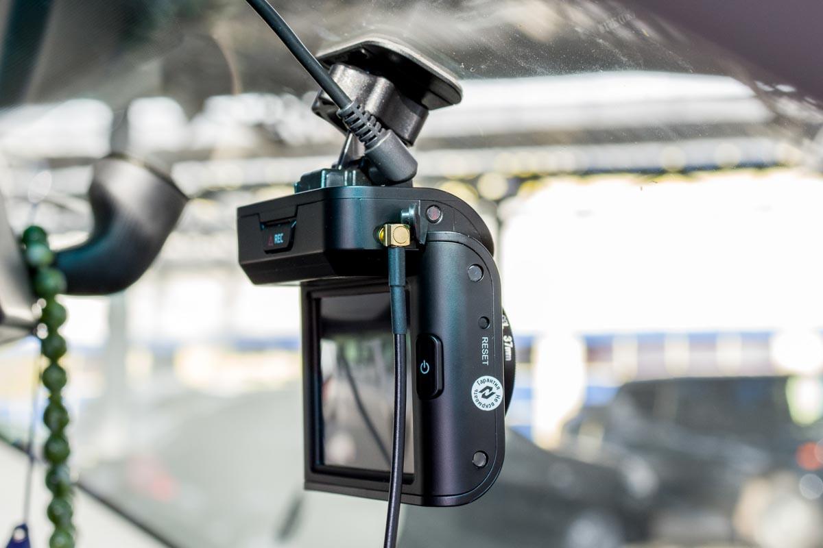 Neoline X-COP R750. Модульный видеорегистратор с сигнатурным радар-детектором и GPS © Техномод