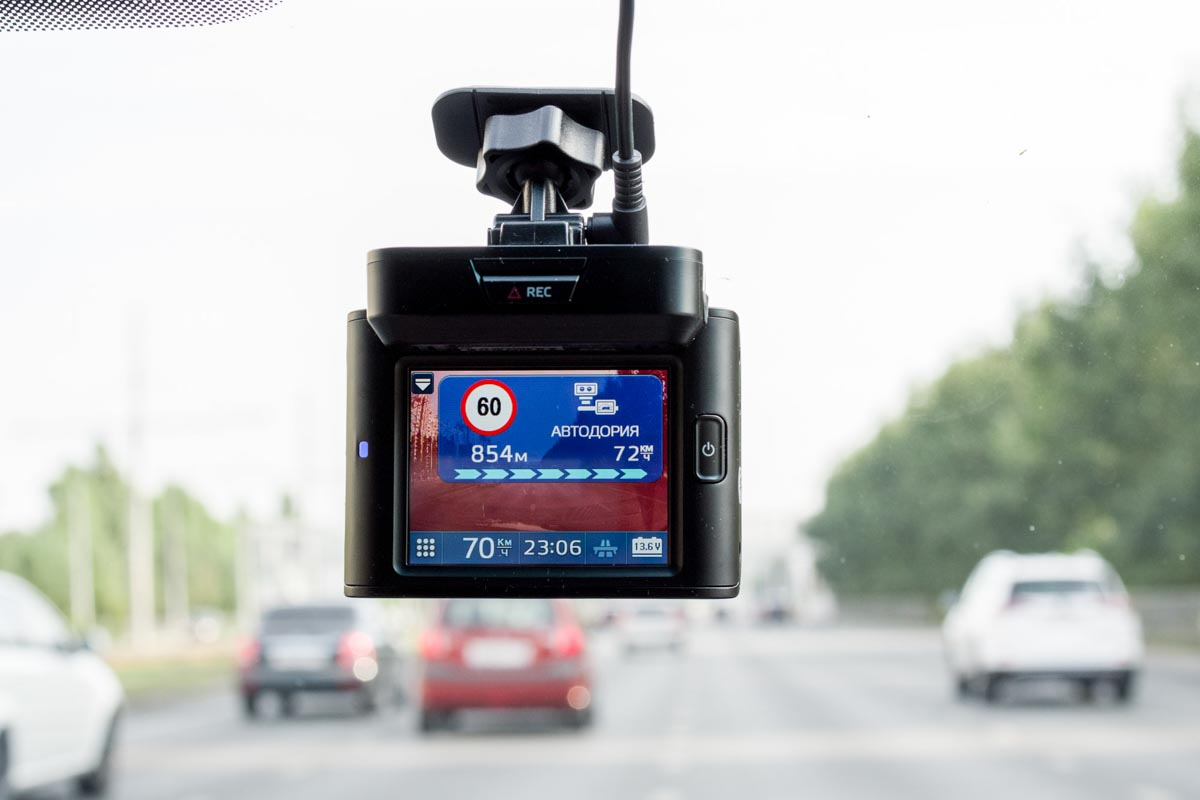 Neoline X-COP R700. Тестируем видеорегистратор с GPS базой радаров © Техномод