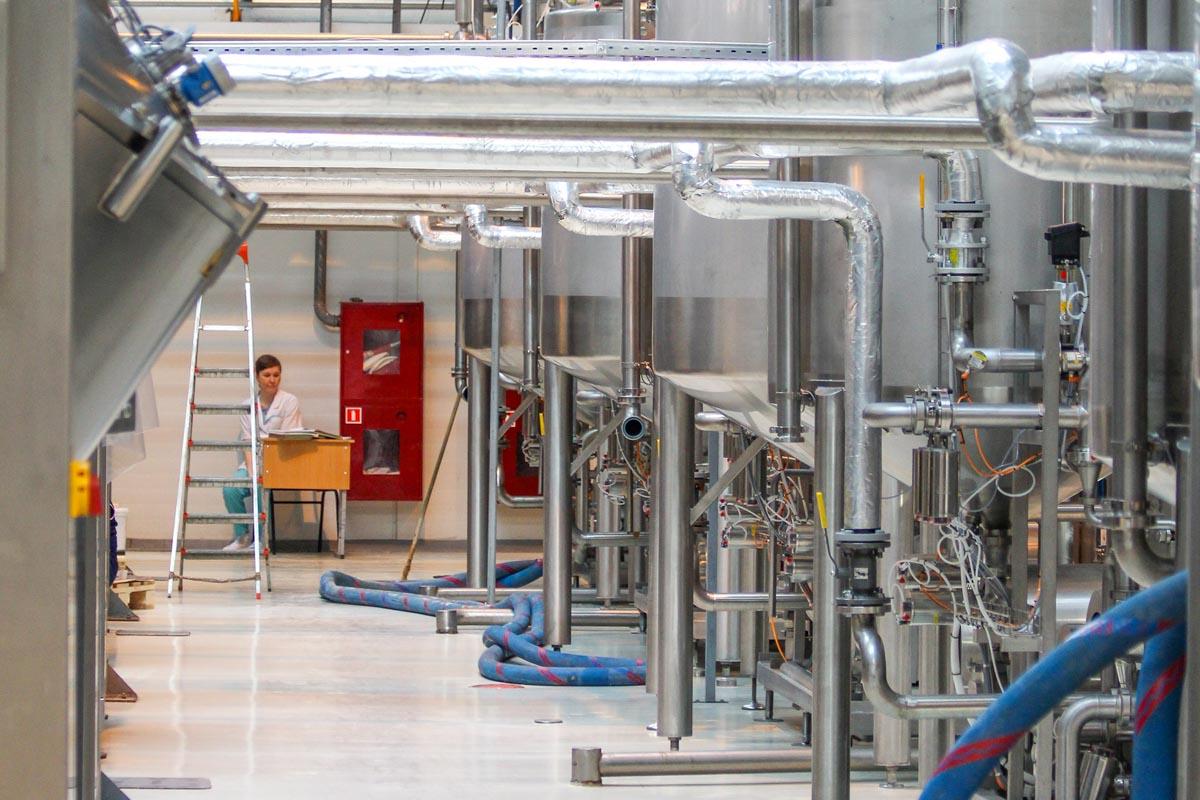 Производство майонеза. Фоторепортаж с завода по изготовлению самого популярного соуса © Техномод