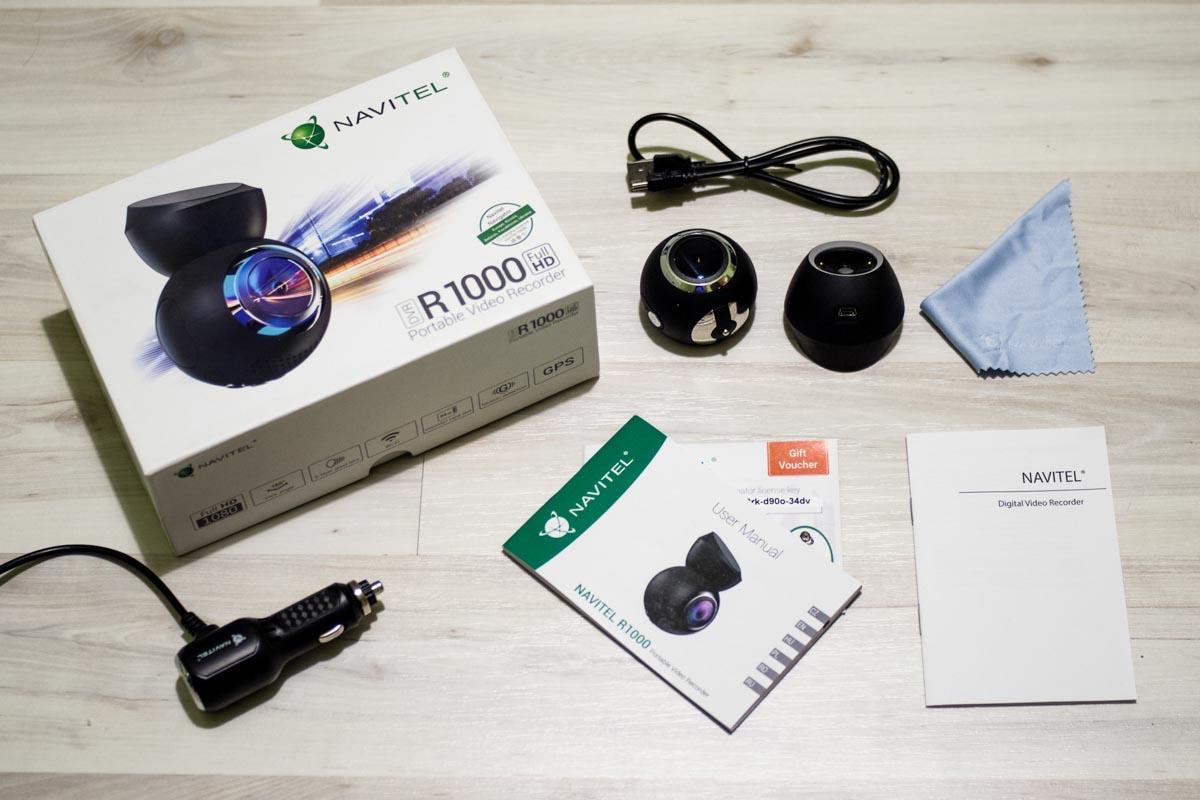 Изучаем Navitel R1000 — видеорегистратор с дизайном за гранью привычного © Техномод