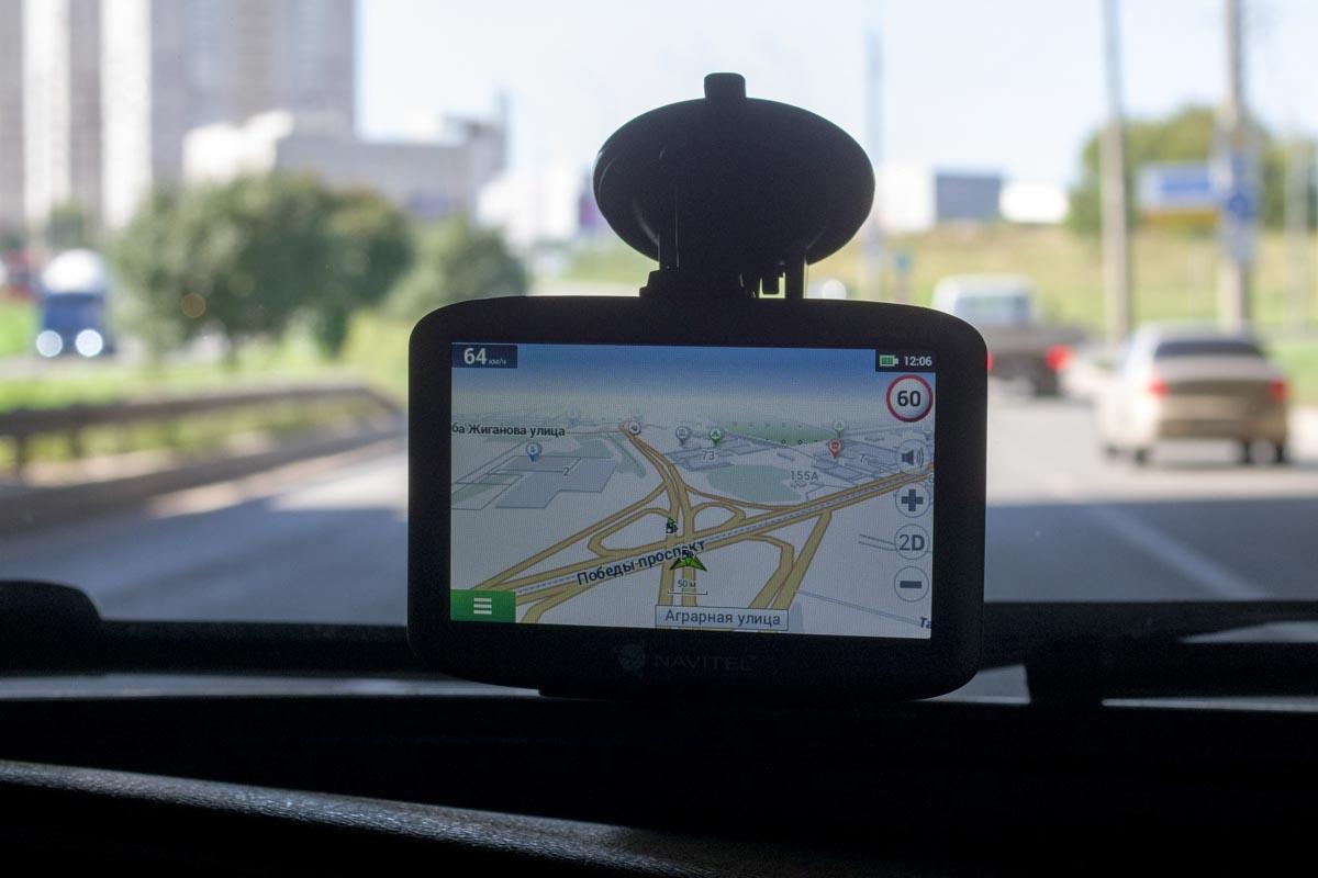 Повышаем точность навигации с Navitel G500 и ГЛОНАСС © Техномод