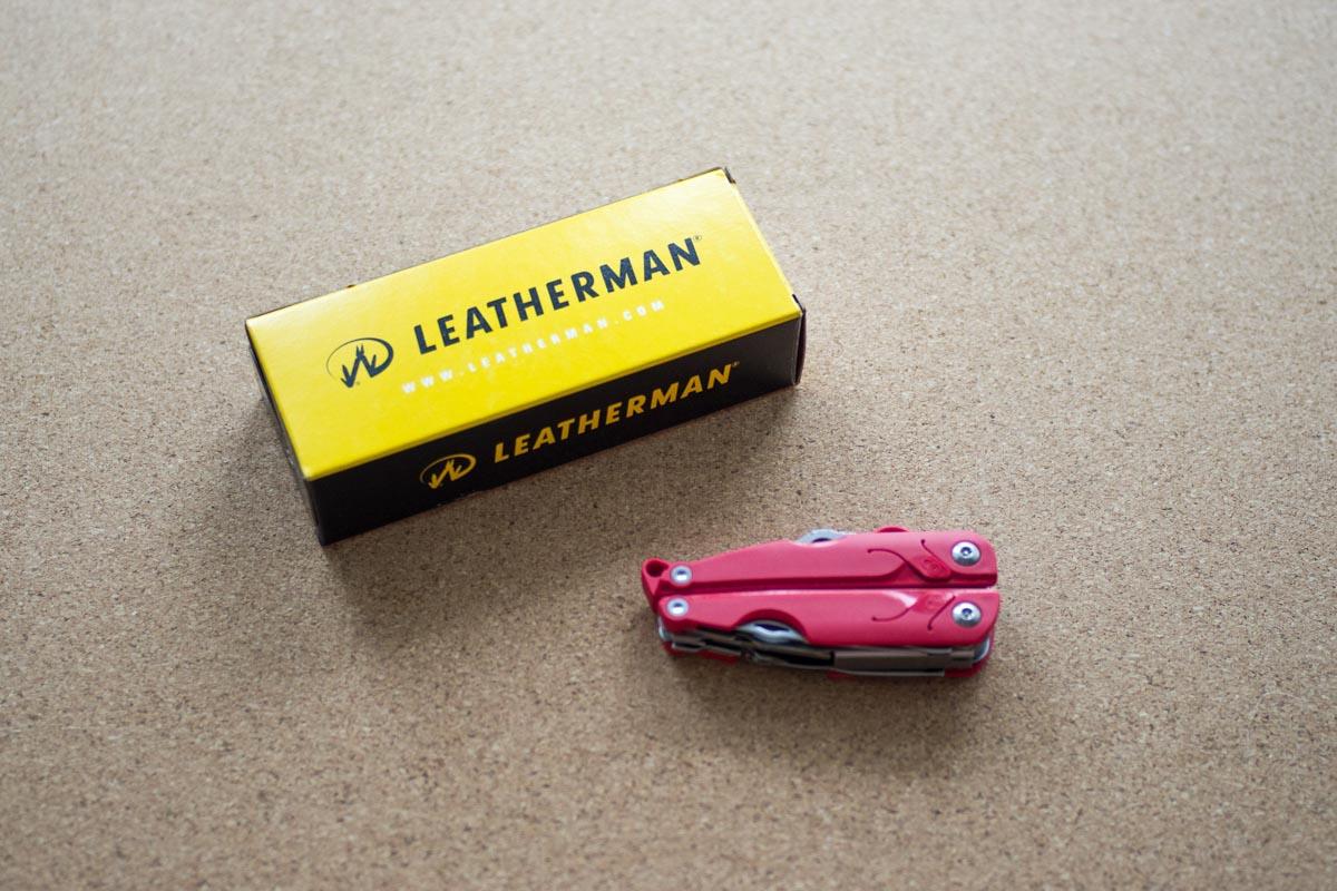 Обзор карманного мультитула для детей и девушек Leatherman Leap © Техномод