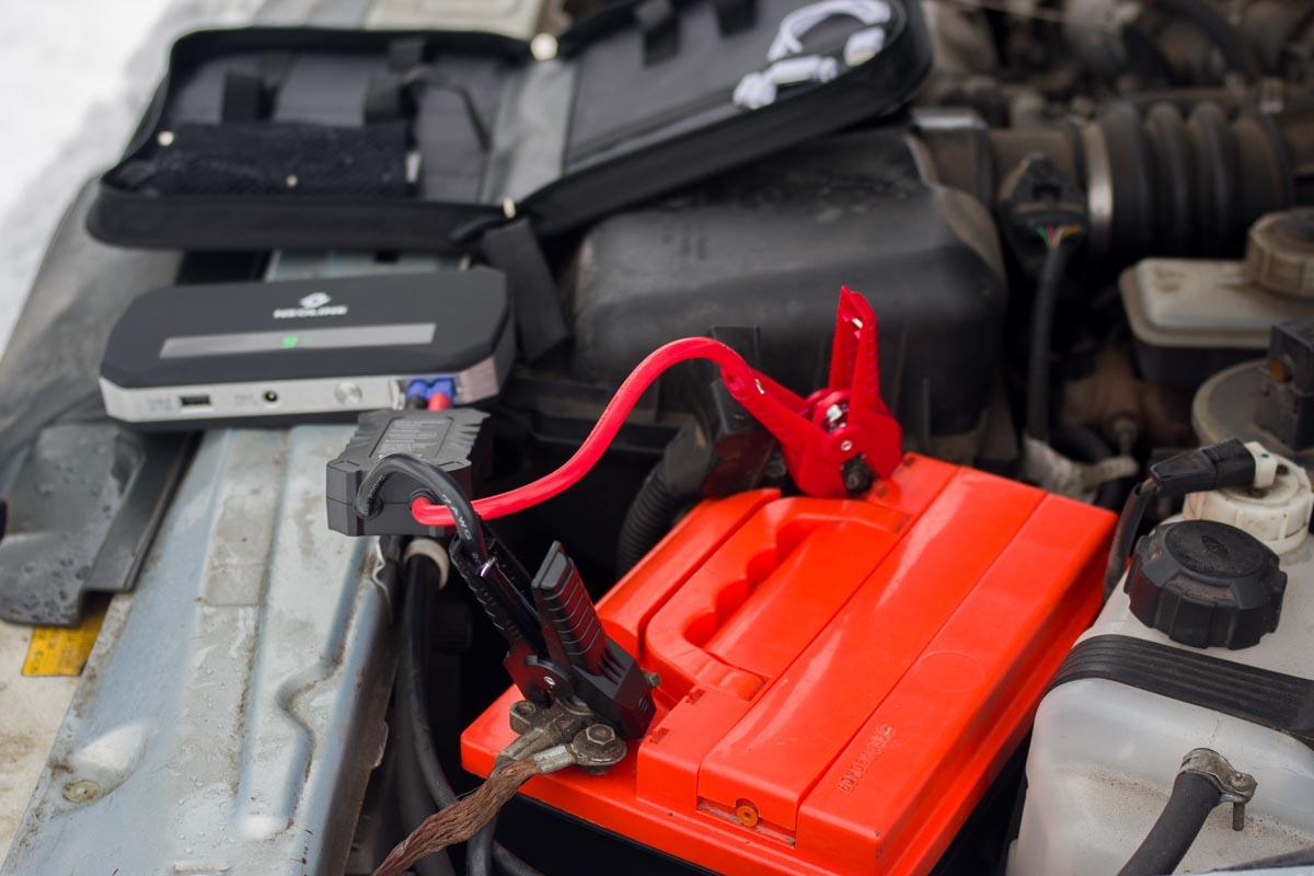 Изучаем Neoline Jump Starter 500A — автогаджет, который даст «прикурить» © Техномод