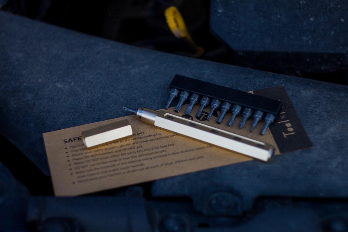Тестируем необычный мультитул Mininch Tool Pen © Техномод