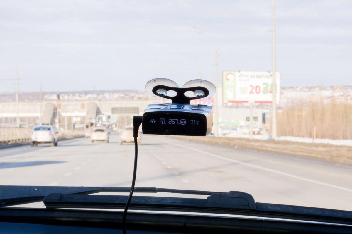 Испытываем недорогой сигнатурный радар-детектор Sho-Me Signature Excellent с GPS-модулем © Техномод