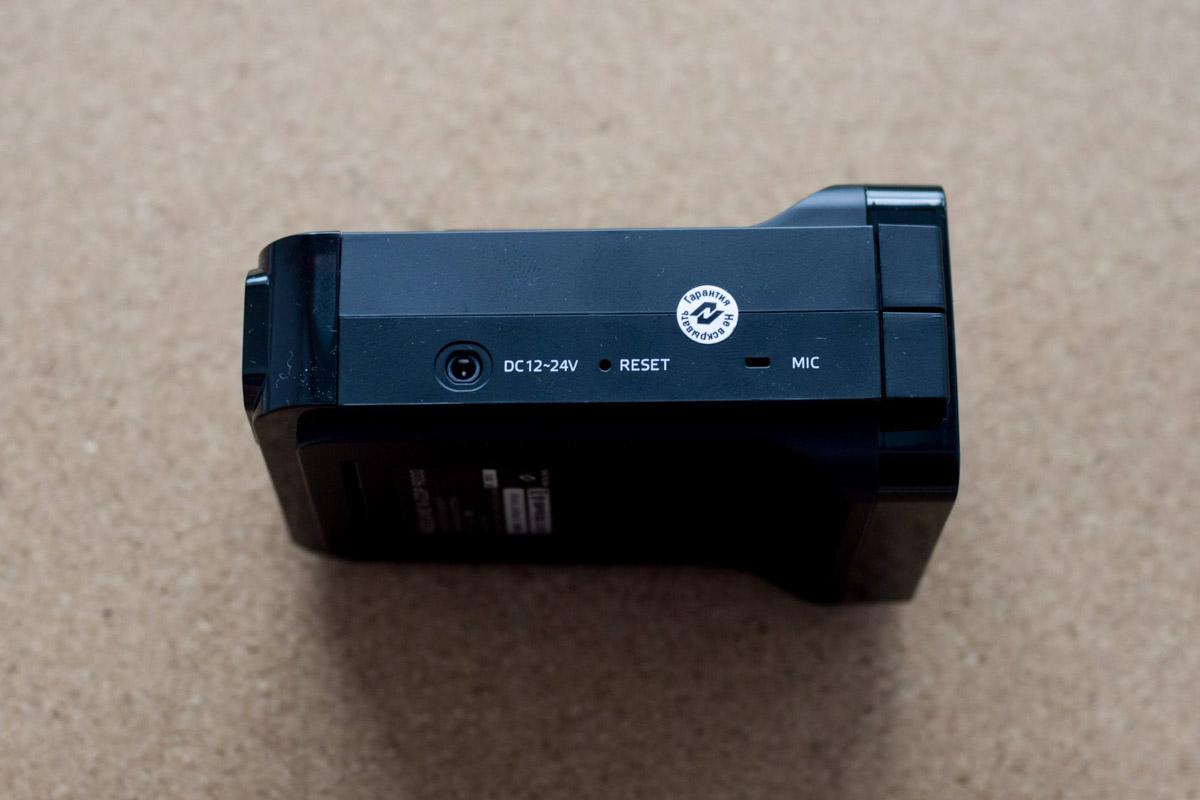 Обзор гибрида Neoline X-COP 9000: две карты памяти и матрица Sony © Техномод