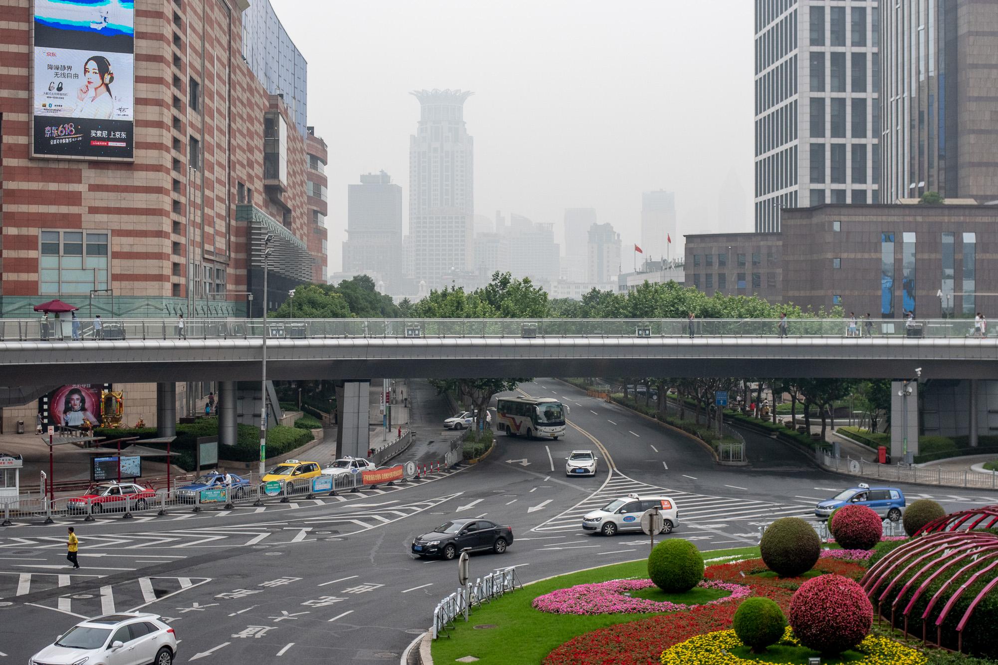 Как я поднялся на шанхайскую «открывашку» и что я оттуда увидел © Техномод