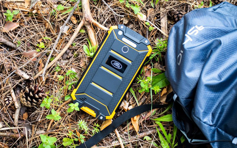 Как я ходил в поход с защищенным смартфоном Land Rover P9000 MAX © Техномод
