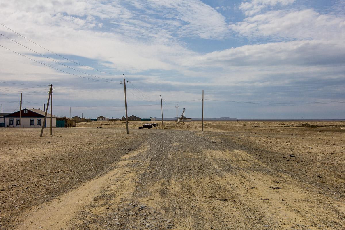Как Аральское море превратилось в опасную пустыню © Техномод