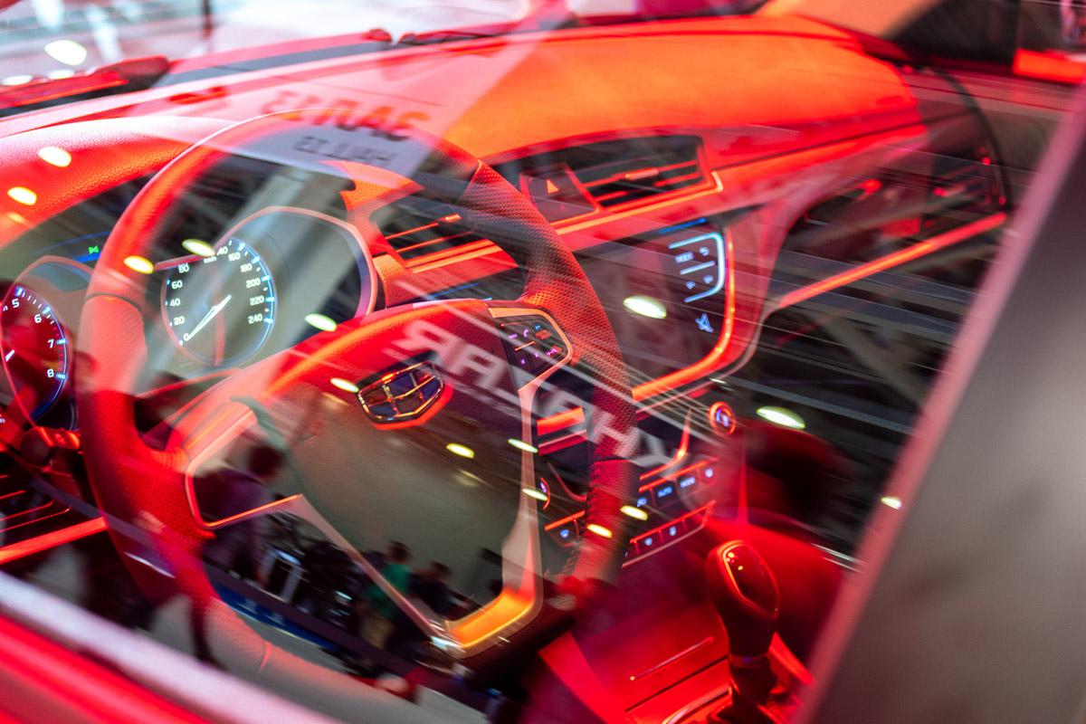 Все новинки Московского международного автомобильного салона (ММАС) 2018 © Техномод