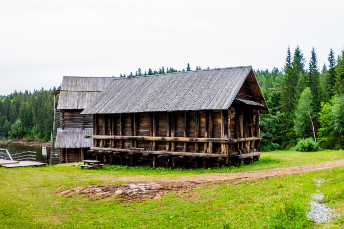 Музей деревянного зодчества «Хохловка» © Техномод