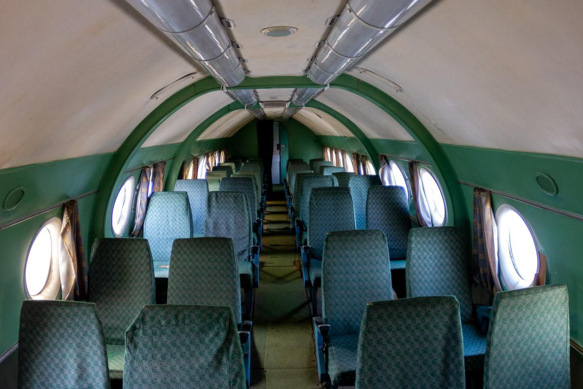 Музей истории гражданской авиации в Ульяновске © Техномод